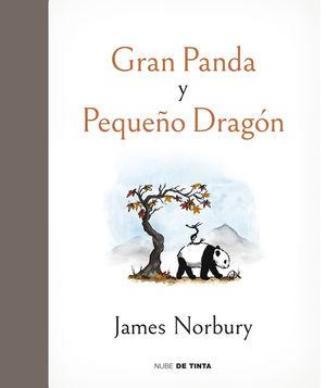 GRAN PANDA Y PEQUEÑO DRAGON
