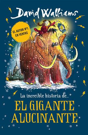 INCREIBLE HISTORIA DE... EL GIGANTE ALUCINANTE,LA