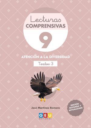 LECTURAS COMPRENSIVAS 9 4ºED