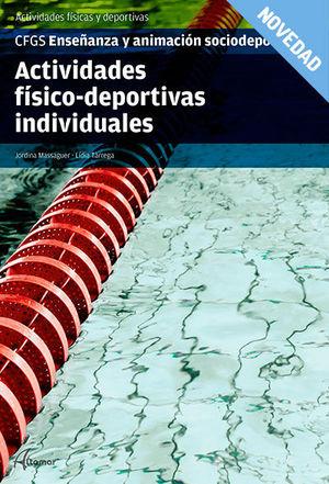 ACTIVIDADES FISICO DEPORTIVAS INDIVIDUALES CF 20