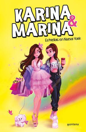 KARINA MARINA 3 ESTRELLAS EN NUEVA YORK