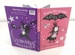 EL GRAN LIBRO DE MAGIA DE ISADORA Y MIRABELLA