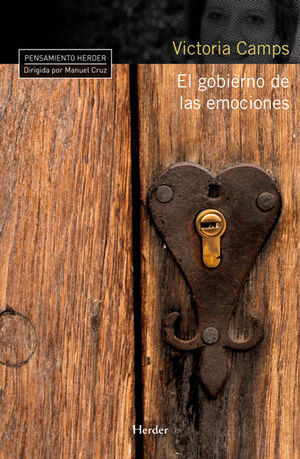GOBIERNO DE LAS EMOCIONES,EL