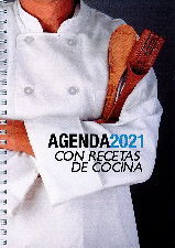 AGENDA 2021 CON RECETAS DE COCINA