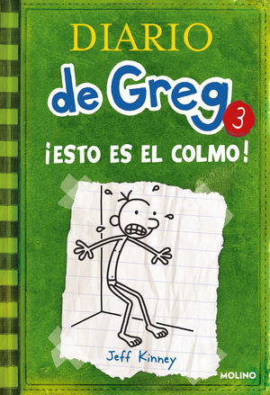 DIARIO DE GREG 3 ESTO ES EL COLMO JEFF KINNEY