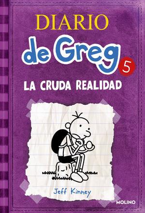 DIARIO DE GREG 5  CRUDA REALIDAD
