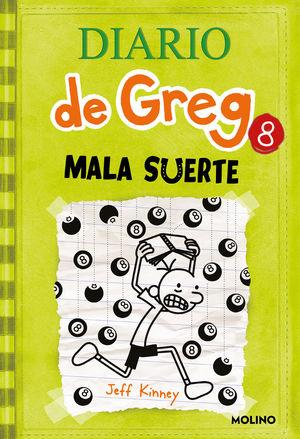 DIARIO GREG 8 MALA SUERTE
