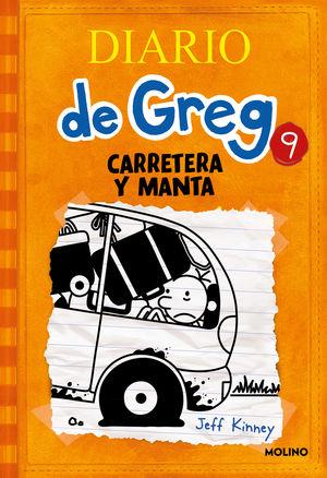 DIARIO DE GREG 9 CARRETERA Y MANTA JEFF KINNEY