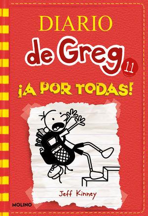 DIARIO DE GREG A POR TODAS 11 JEFF KINNEY