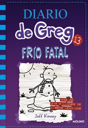 DIARIO DE GREG 13. FRÍO FATAL