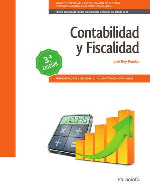 CONTABILIDAD Y FISCALIDAD 3ªED. 18