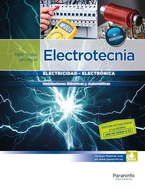ELECTROTECNIA   PARANINFO