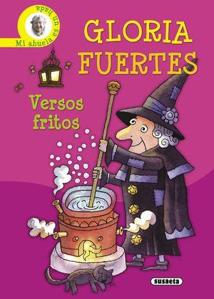 VERSOS FRITOS GLORIA FUERTES S0294  SUSAETA