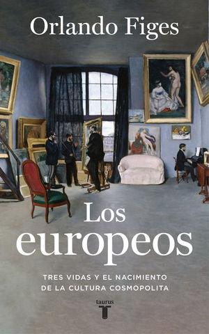 LOS EUROPEOS.(HISTORIA)