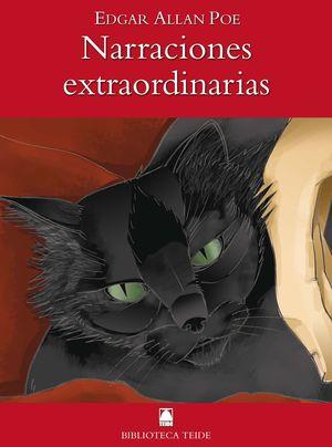 BIBLIOTECA TEIDE 006 - NARRACIONES EXTRAORDINARIAS -EDGAR ALLAN POE-