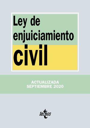 LEY DE ENJUICIAMIENTO CI
