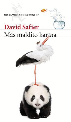 MAS MALDITO KARMA DAVID SAFIER
