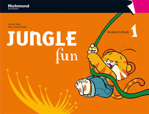 INGLES 3AÑOS JUNGLE FUN 1 STUDENT PACK RICHMOND