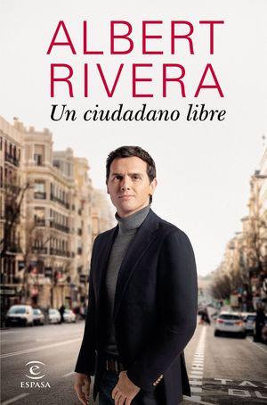 NUEVO LIBRO ALBERT RIVERA