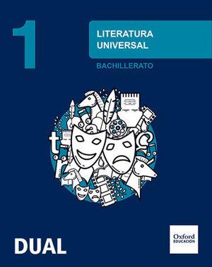 BACH 1 - LITERATURA UNIVERSAL - INICIA