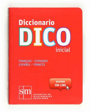 DICCIONARIO DICO INICIAL FRANCES-ESPAÑOL  SM