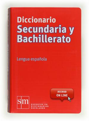 DICCIONARIO SM ESO-BACH SM