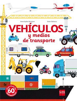 VEHICULOS Y MEDIOS DE TRANSPORTES  SM