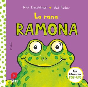 LA RANA RAMONA NICK DENCHFIELD