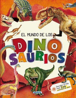 EL MUNDO DE LOS DINOSAURIOS SUSAETA S0078006