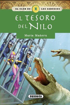 EL TESORO DEL NILO EL CLUB DE LOS SABUESOS S2017
