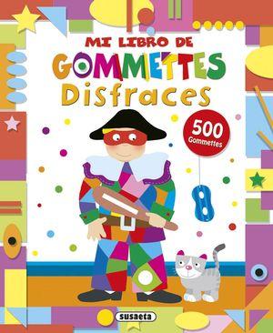 DISFRACES   (LIBRO DE COMMETTE