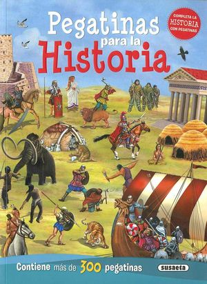PEGATINAS PARA LA HISTORIA SUSAETA