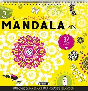 LIBRO DE MANDALAS MIX