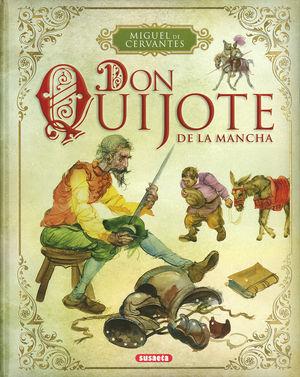 DON QUIJOTE DE LA MANCHA S0084