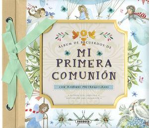 MI PRIMERA COMUNION (ALBUM DE