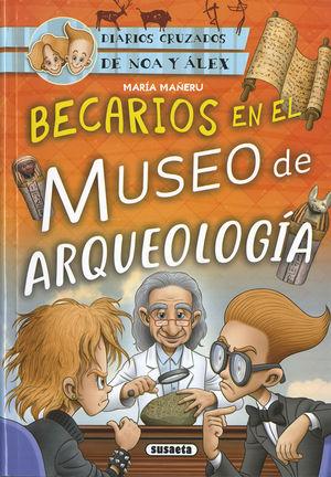 BECARIOS MUSEO DE ARQUEOLOGIA