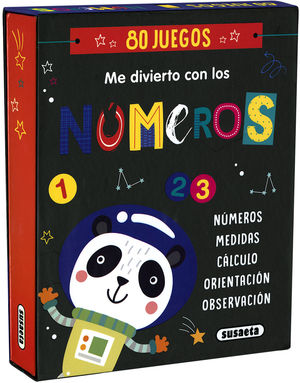 NUMEROS  -  ME DIVIERTO CON
