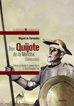 DON QUIJOTE DE LA MANCHA MIGUEL DE CERVANTES CLAS