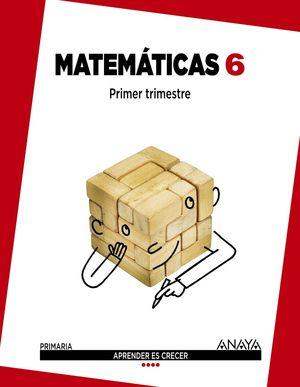 MATEMÁTICAS 6.