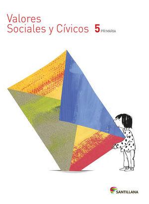5PRI VALORES SOCIALES Y CIVICOS ED14