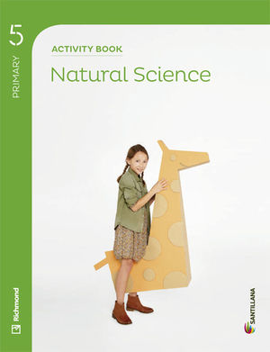 5PRI NATURAL SCIENCE ACTIVITY BOOK ED14