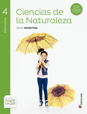 C. NATURALES 4EP SANTILLANA