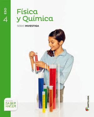 4ESO FISICA Y QUIMICA INVESTIGA ED16