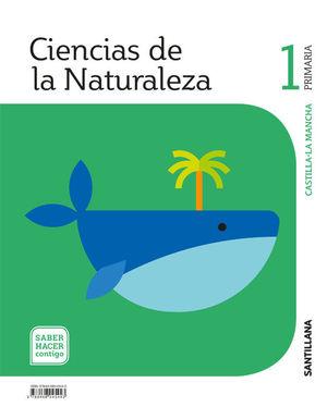 CIENCIAS DE LA NATURALEZA, 1 PRIMARIA, PROYECTO SABER HACER CONTIGO