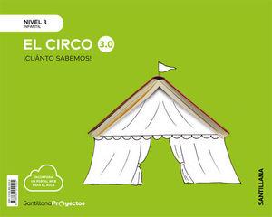 CIRCO 3.0 NIVEL III 5 AÑOS