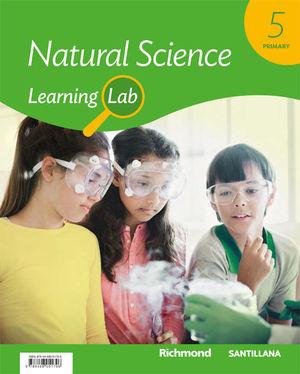 5PRI LEARNING LAB NAT SCIENCE ED19
