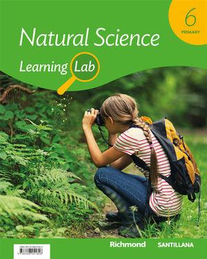 6PRI LEARNING LAB NAT SCIENCE ED19