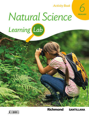 6PRI LEARNING LAB NAT SCIENCE ACTIV ED19