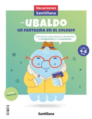 4AÑOS VACACIONES 3 INFANTIL ED21