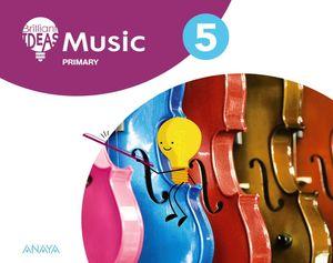 MUSIC 5. PUPIL'S BOOK